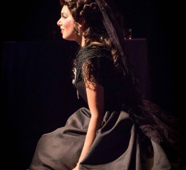 La Traviata, Arizona Opera. Photo by Kei Harada