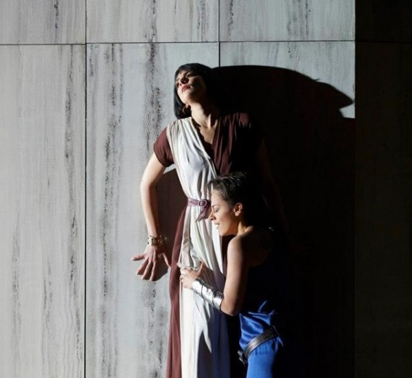La Clemenza di Tito, Canadian Opera Company. Photo by Michael Cooper