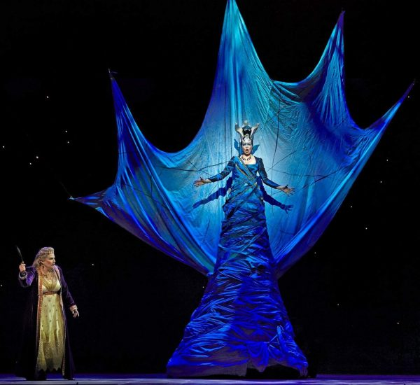 Calgary Opera, The Magic Flute 2016
