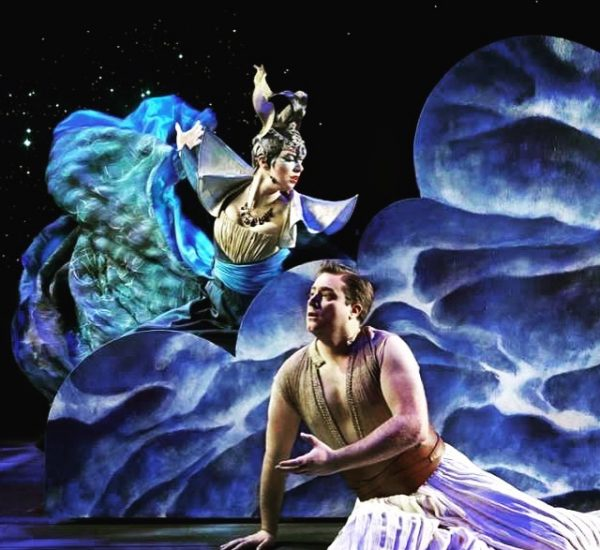 Calgary Opera, The Magic Flute – The Queen and Tamino