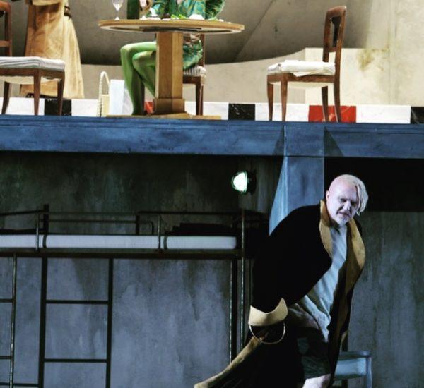 Das Geheime Konigreich (KRENEK) At Oper Frankfurt