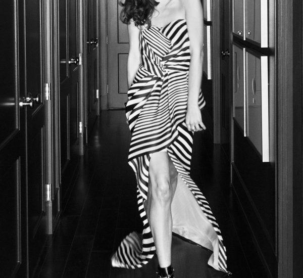 Ambur Jennifer Toole stripes