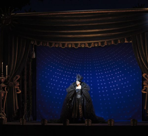 The Magic Flute, Canadian Opera Company. Photo by Michael Cooper