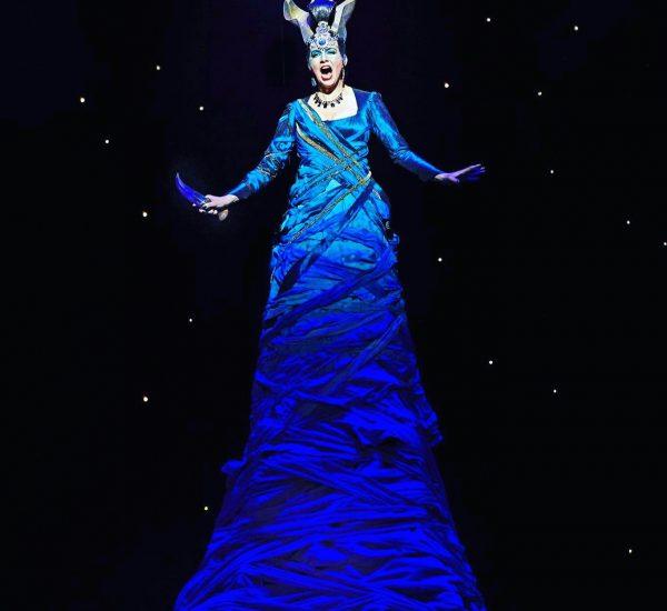 Calgary Opera, The Magic Flute – Ambur as The Queen of the Night
